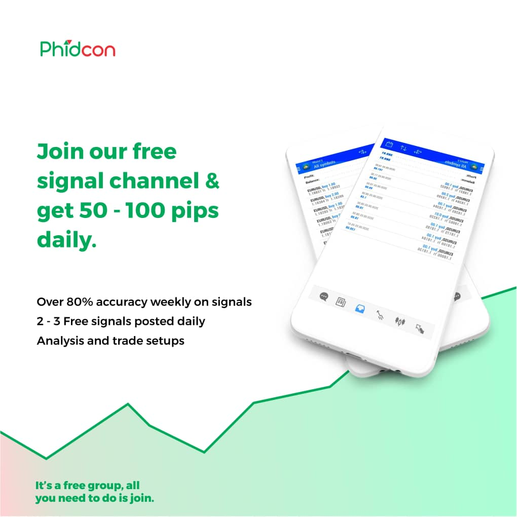 Professional Forex Trading signal with Phidcon